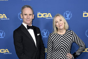 Bo Welch and Catherine O'Hara attend the 71st Annual Directors Guild Of America Awards at The Ray Dolby Ballroom at Hollywood & Highland Center on February 02, 2019 in Hollywood, California.