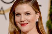 Actress Drew Barrymore attends the 71st Annual Golden Globe Awards held at The Beverly Hilton Hotel on January 12, 2014 in Beverly Hills, California.