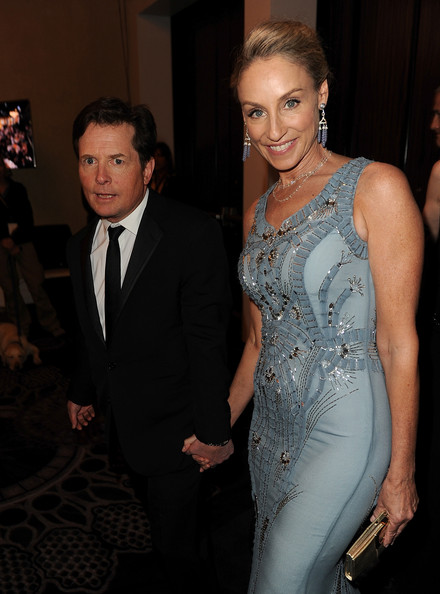 Michael j fox and tracy pollan the hottest couples at for Michael j fox and tracy pollan love story