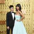 Jameela Jamil and Manny Jacinto