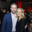 Samantha Bee and Jason Jones Photos