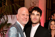 Ryan Murphy (L) and Darren Criss attend the 73rd Annual Tony Awards Gala After Party at The Plaza Hotel on June 09, 2019 in New York City. (Photo by Bryan Bedder/Getty Images for Tony Awards Productions