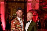 Justin Mikita and Jesse Tyler Ferguson attend the 73rd Annual Tony Awards Gala After Party at The Plaza Hotel on June 09, 2019 in New York City. (Photo by Bryan Bedder/Getty Images for Tony Awards Productions