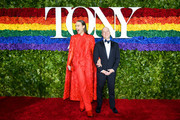 Jordan Roth and Richie Jackson attend the 73rd Annual Tony Awards at Radio City Music Hall on June 09, 2019 in New York City. (Photo by Dimitrios Kambouris/Getty Images for Tony Awards Productions