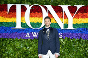 Michael Urie attends the 73rd Annual Tony Awards at Radio City Music Hall on June 09, 2019 in New York City.