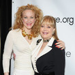 Candy Spelling and Katie Finneran Photos