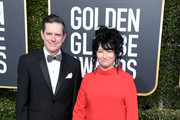 Daniel Palladino and Amy Sherman-Palladino attends the 76th Annual Golden Globe Awards at The Beverly Hilton Hotel on January 6, 2019 in Beverly Hills, California.