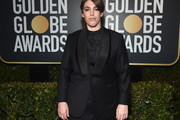 Producer Megan Ellison attends the 76th Annual Golden Globe Awards at The Beverly Hilton Hotel on January 6, 2019 in Beverly Hills, California.