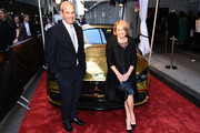 John Molner and Katie Couric attend the 78th Annual Peabody Awards Ceremony Sponsored By Mercedes-Benz at Cipriani Wall Street on May 18, 2019 in New York City.