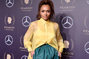 Janet Mock attends the 78th Annual Peabody Awards Ceremony Sponsored By Mercedes-Benz at Cipriani Wall Street on May 18, 2019 in New York City.