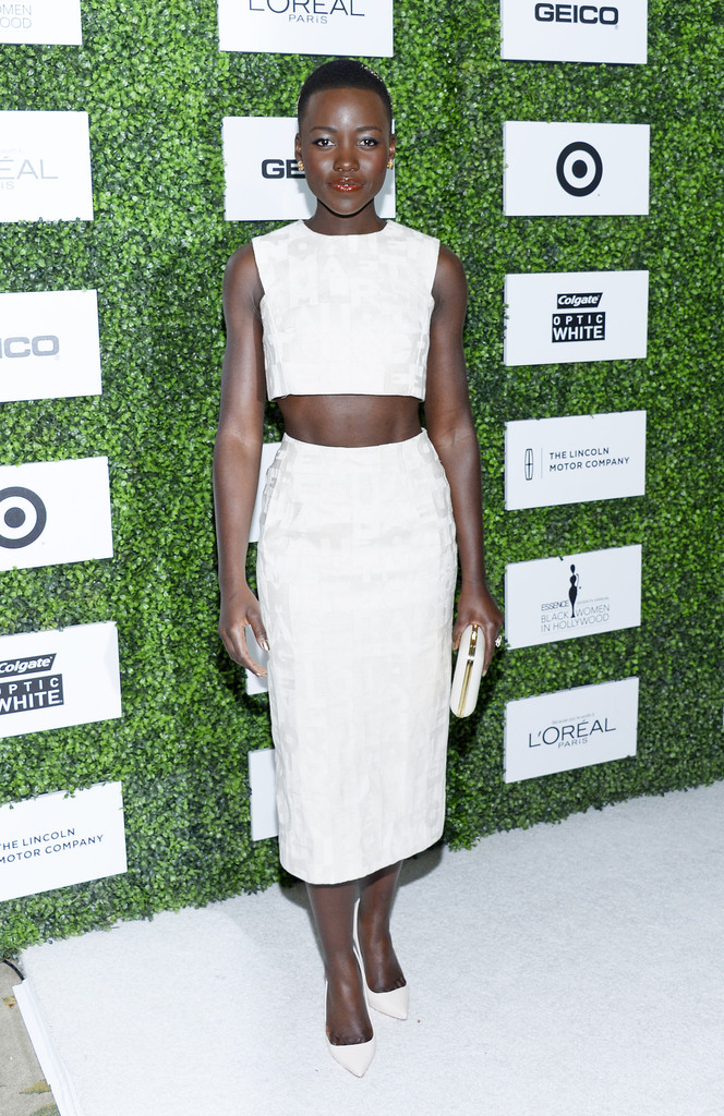 Stars at the ESSENCE Black Women In Hollywood Luncheon