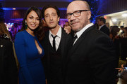 Adrien Brody and Moran Atias Photos Photo