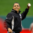Celebs Throwing the First Pitch