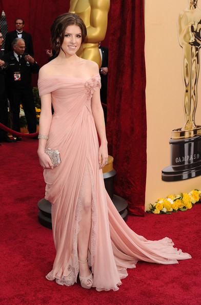 Actress Anna Kendrick arrives at the 82nd Annual Academy Awards held at Kodak Theatre on March 7, 2010 in Hollywood, California.
