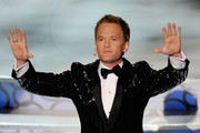 Actor Neil Patrick Harris performs onstage during the 82nd Annual Academy Awards held at Kodak Theatre on March 7, 2010 in Hollywood, California.