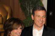 Anne Sweeney and Bob Iger Photos Photo