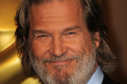 Actor Jeff Bridges arrives at the 83rd Academy Awards nominations luncheon held at the Beverly Hilton Hotel on February 7, 2011 in Beverly Hills, California.
