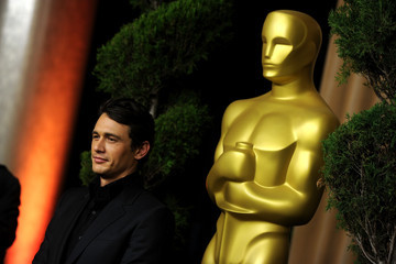 James Franco: I Expect to Lose to Colin Firth