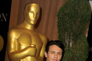 Actor James Franco arrives at the 83rd Academy Awards nominations luncheon held at the Beverly Hilton Hotel on February 7, 2011 in Beverly Hills, California.