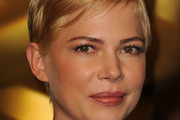 Actress Michelle Williams arrives at the 83rd Academy Awards nominations luncheon held at the Beverly Hilton Hotel on February 7, 2011 in Beverly Hills, California.