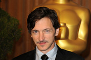 Actor John Hawkes arrives at the 83rd Academy Awards nominations luncheon held at the Beverly Hilton Hotel on February 7, 2011 in Beverly Hills, California.