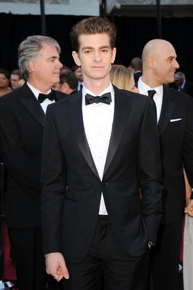 Actor Andrew Garfield arrives at the 83rd Annual Academy Awards held at the Kodak Theatre on February 27, 2011 in Hollywood, California.
