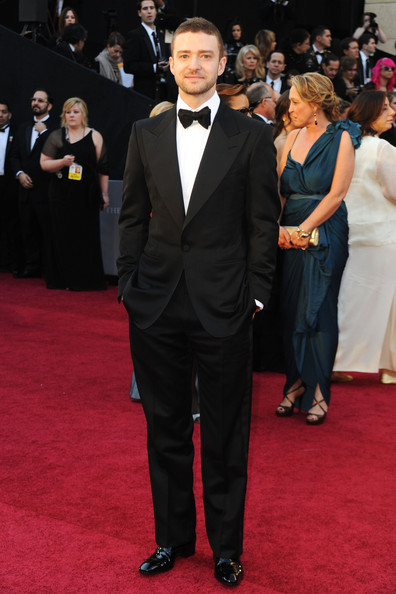 Actor/singer Justin Timberlake arrives at the 83rd Annual Academy Awards held at the Kodak Theatre on February 27, 2011 in Hollywood, California.