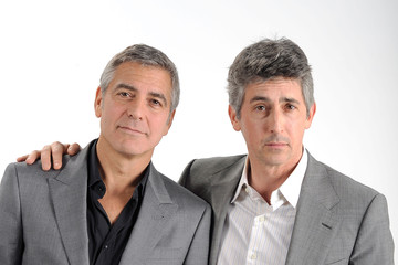 George Clooney Alexander Payne 84th Academy Awards Nominations Luncheon - Portraits