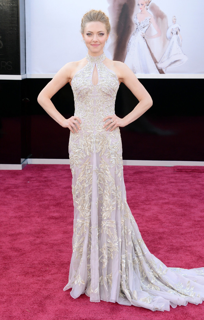The Ladies—and Gentleman—Who Wore Alexander McQueen at the 2013 Oscars [PHOTOS]