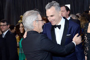 Steven Spielberg and Daniel Day-Lewis Photos Photo