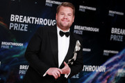 James Corden attends the 8th Annual Breakthrough Prize Ceremony at NASA Ames Research Center on November 03, 2019 in Mountain View, California.