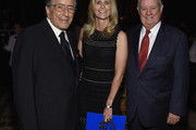Tony Bennett,  Susan Benedetto and Joe D'Angelo attend the 8th Annual Exploring The Arts Gala on September 29, 2014 in New York City.