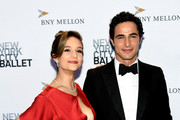 Lauren Lovette and Zac Posen attend the 8th Annual New York City Ballet Fall Fashion Gala at David H. Koch Theater, Lincoln Center on September 26, 2019 in New York City.
