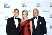 Deborah Norville attends the 8th Annual New York City Ballet Fall Fashion Gala at David H. Koch Theater, Lincoln Center on September 26, 2019 in New York City.