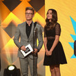 Tyler Oakley and Annie LeBlanc Photos