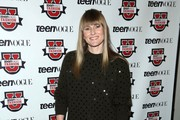 Amy Astley attends the 8th Annual Teen Vogue University on October 19, 2013 in New York City.