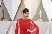 Sofia Carson attends the 90th Annual Academy Awards at Hollywood & Highland Center on March 4, 2018 in Hollywood, California.