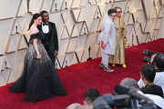 Jessica Oyelowo and David Oyelowo attend the 91st Annual Academy Awards at Hollywood and Highland on February 24, 2019 in Hollywood, California.