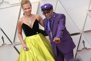 Tonya Lewis Lee and Director Spike Lee attends the 91st Annual Academy Awards at Hollywood and Highland on February 24, 2019 in Hollywood, California.