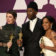 Regina King and Olivia Colman Photos