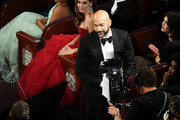 Keegan-Michael Key speaks during the 91st Annual Academy Awards at Dolby Theatre on February 24, 2019 in Hollywood, California.