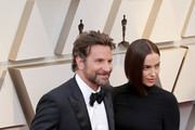 Retransmission with alternate crop.) Bradley Cooper and Irina Shayk attends the 91st Annual Academy Awards at Hollywood and Highland on February 24, 2019 in Hollywood, California.