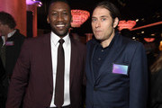 (L-R) Mahershala Ali and Jeremy Kleiner attend the 91st Oscars Nominees Luncheon at The Beverly Hilton Hotel on February 04, 2019 in Beverly Hills, California.