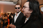 Leonardo DiCaprio and George DiCaprio attend the 92nd Oscars Nominees Luncheon on January 27, 2020 in Hollywood, California.