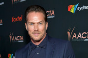 Jason Lewis attends the 9th Annual Australian Academy Of Cinema And Television Arts (AACTA) International Awards at SkyBar at the Mondrian Los Angeles on January 03, 2020 in West Hollywood, California.
