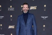 Jon Hamm attends the 9th Annual NFL Honors at Adrienne Arsht Center on February 01, 2020 in Miami, Florida.