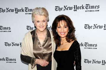 Angela Landsbury 9th Annual New York Times Arts & Leisure Weekend - Day 3