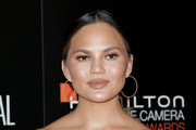 Chrissy Teigen attends the 9th Hamilton Behind The Camera Awards at Exchange LA on November 6, 2016 in Los Angeles, California.