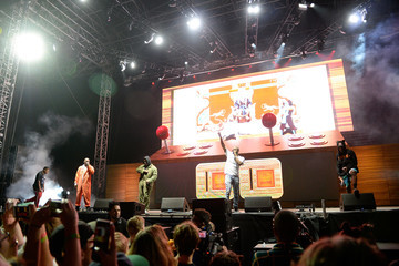 A$AP Rocky Tyler, the Creator's 5th Annual Camp Flog Gnaw Carnival - Day 1