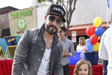 A.J. McLean Premiere of Warner Bros. Pictures' 'Paddington 2' - After Party
